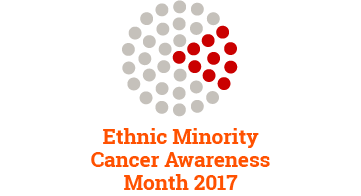 Ethnic Minority Cancer Awareness Month